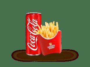 menu frite boisson