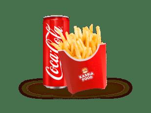 menu grande frite boisson