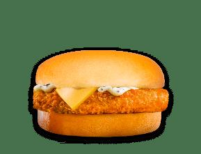 Fish-burger