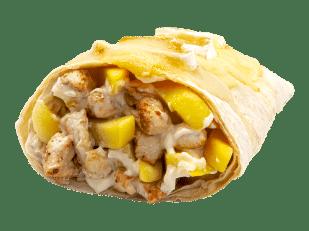 tacos chèvre miel